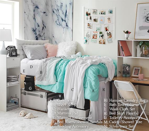 Room Essentials Jersey Sheet Set Teal XL