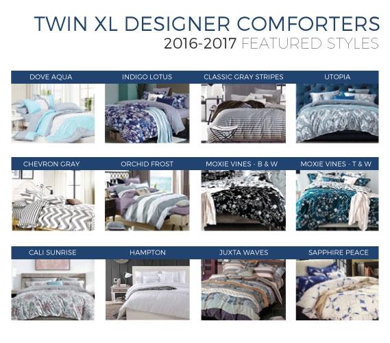 Top 5 Dorm Bedding Necessities Package   The Essentials
