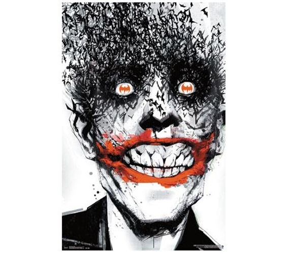 Joker Bats Poster Dorm Room Decorating Ideas Cheap Stuff