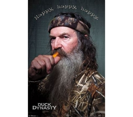 Best Dorm Wall Decor - Duck Dynasty - Phil Poster - Shop For College
