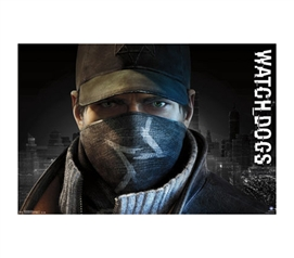 Shop For College Essentials - Watch Dogs Poster - Wall Decor For Dorms