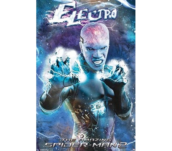 Amazing Spider Man 2 Electro Poster Buy College Supplies