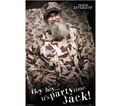 Cheap Posters - Duck Dynasty - Si Poster - Decorate Your Dorm