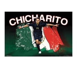 Decor For Dorms - Chicharito Flag Poster - Must-Haves For College
