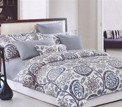 Gardenia Dorm Room Comforter XL Dorm Bedding