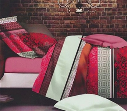 Apathy Fury Twin XL Comforter Set Dorm Bedding Extra Long
