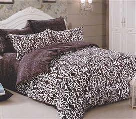 Dorm Bedding for Girls Twin Extra Long Comforter Entwine TXL Dorm Bedding Extra Long