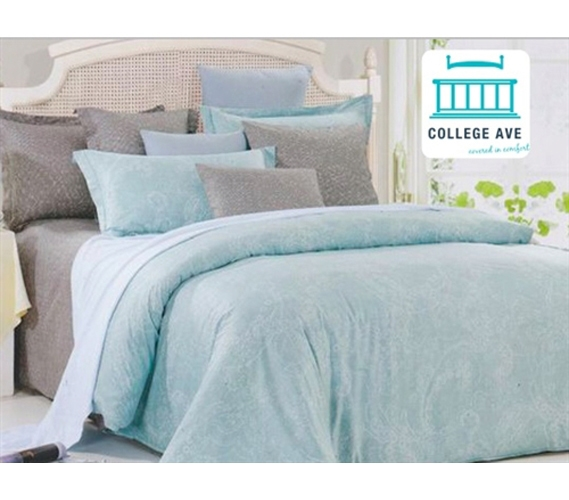 Leisure Twin XL Comforter Set   College Ave Designer Series Girls