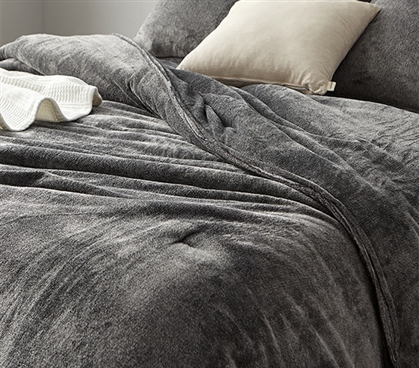 UB-Jealy - Coma Inducer Twin XL Comforter - Mocha Black