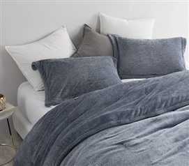 Coma Inducer Twin XL Comforter - UB-Jealy - Nightfall Navy