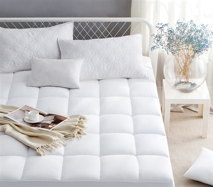 Ultimate Thickness - Down Alternative Twin XL Mattress Pad