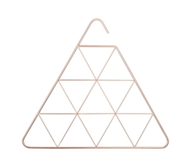 Geometric Triangle Accessory Hanger