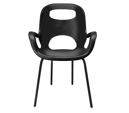 Dorm Chair - Black