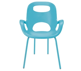 Dorm Chair - Blue