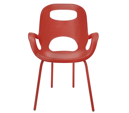 Dorm Chair - Red