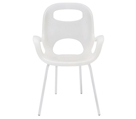 Dorm Chair - White