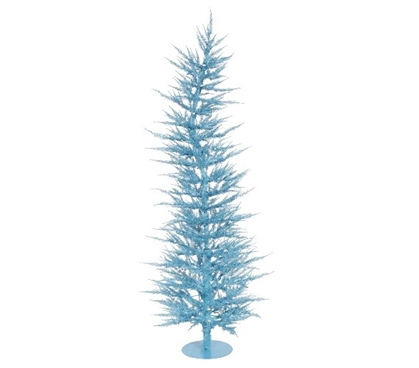 Sky Blue Laser Dorm Christmas Tree Holiday Decorations Dorm Room Decorations