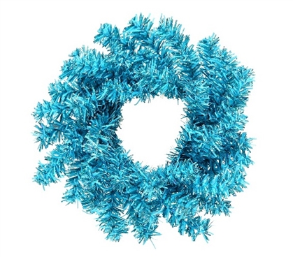 "6"" Sky Blue Mini Wreath Dorm Room Holiday Decorations"
