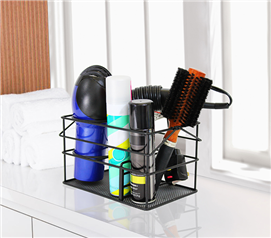 Hair Accessory Organizing Caddy - Black