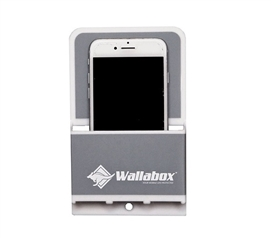 Wallabox - Wall Mount Cell Phone Holder