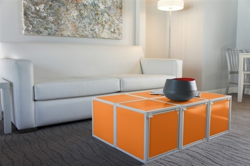 Easy Storage College Cubes Orange Products For