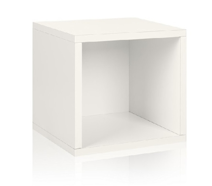 Storage Cube White - Way Basics Dorm