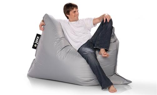 Club Style Bean Bag   College Dorm Furniture