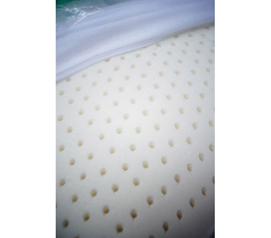 Cool College Supply - Latex Foam Pillow - Premium Pillow For College