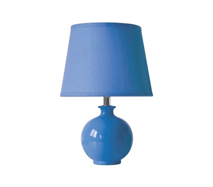 Essential For College - Shining Glow Lamp - Sky Blue - Great College Supply For Studying