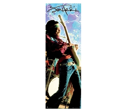 Jimi Hendrix - Live Stage Cool Dorm Wall Poster College Decor Essentials