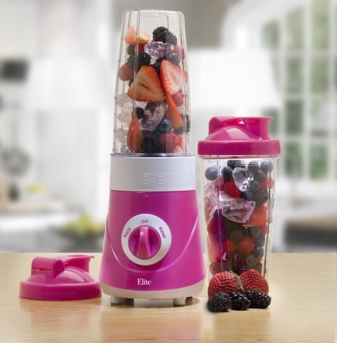 Premium On The Go Personal Blender Pink College Products