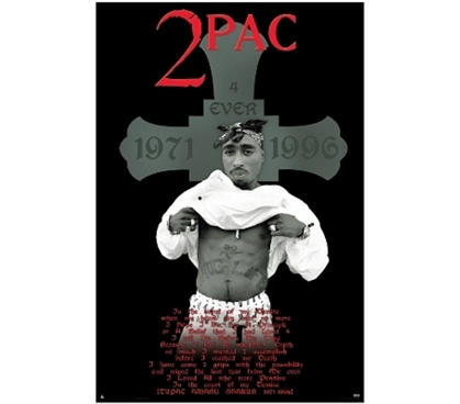 2 Pac 4 Ever Poster