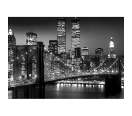 Posters For Dorms - NYC Brooklyn Bridge Poster - Dorm Decor For Cheap