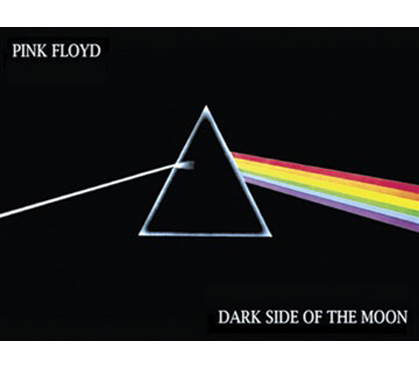 Must Have Poster Of Pink Floyd - Dark Side Of The Moon Poster