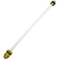 Jura Membrane Regulator to Thermoblock PTFE Hose | 4x2x128mm
