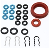 Jura Water Circuit O-Ring Kit | Inlet Gasket | High Temp O-Rings | Water Pump O-Ring