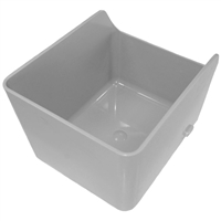 Jura ENA 3-4-5-7 Grey Coffee Grounds Container | Coffee Bin