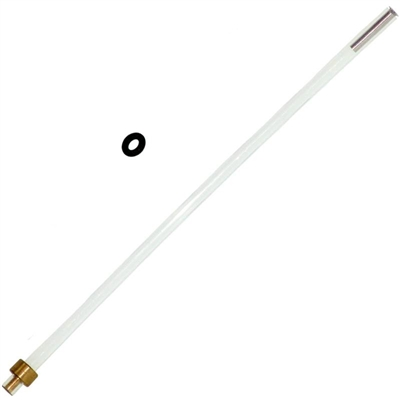 Jura Membrane Regulator to Thermoblock PTFE Hose | 4x2x126mm