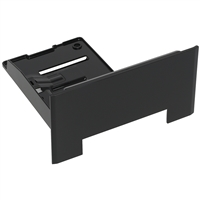Jura A1-A5-A7-A9 Grounds Container Tray | Piano Black