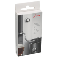 Jura A-C-D-E-F-ENA Stainless Steel Milk Tube Casing | HP1