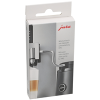 Jura GIGA Stainless Steel Milk Tube Casing | HP2