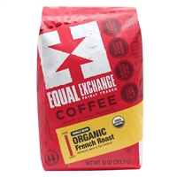 Espresso Yourself | Equal Exchange French Roast Organic Coffee