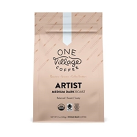 One Village Artist Organic Coffee Beans