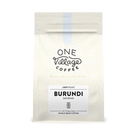 Espresso Yourself | One Village Burundi Coffee Beans | 12oz