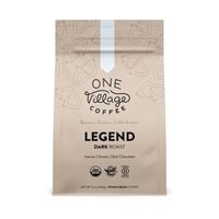 Espresso Yourself | One Village Legend Organic Coffee Beans | 12oz