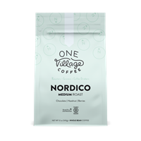 Espresso Yourself | One Village Nordico Coffee Beans | 12oz