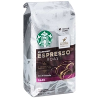 Starbucks Espresso Roast Coffee Beans | 12oz