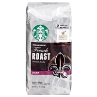 Starbucks French Roast Coffee Beans | 12oz