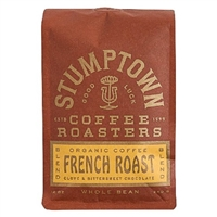 Stumptown French Roast Organic Coffee Beans