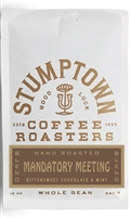 Espresso Yourself | Stumptown Mandatory Meeting Coffee Beans